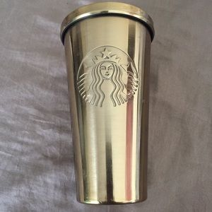 Starbucks Gold Cup (PRE-OWNED)